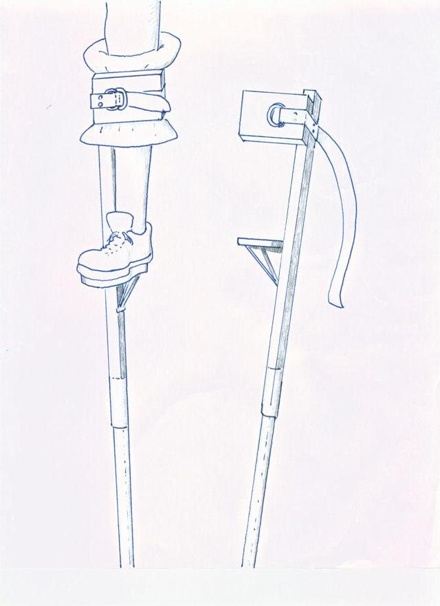 how to make digitigrade stilts pdf